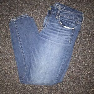 American Eagle jeans size 12 short.